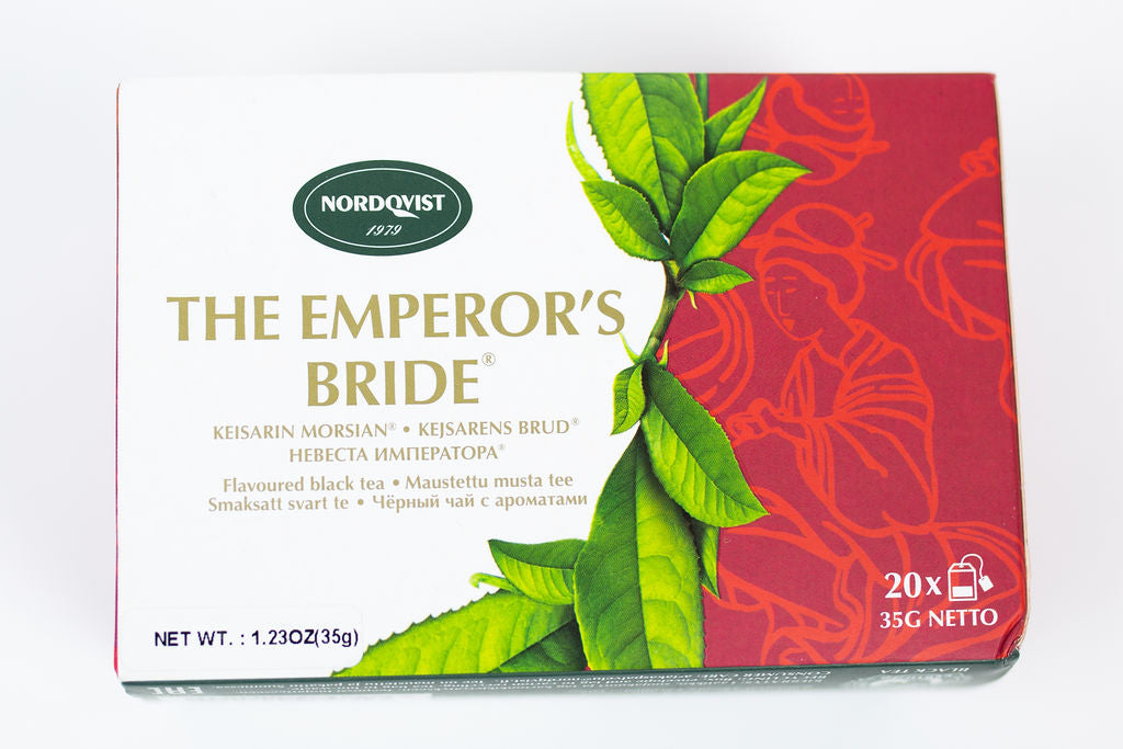 Nordqvist The Emperor's Bride Elderberry & Quince Black Tea