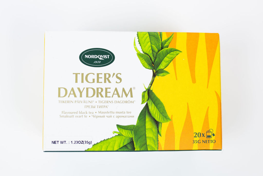 Nordqvist Tiger's Daydream Elderberry, Quince, And Honey Tea