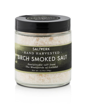 Saltverk Birch Smoked Salt
