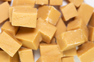 Vanilla Fudge with Sea Salt