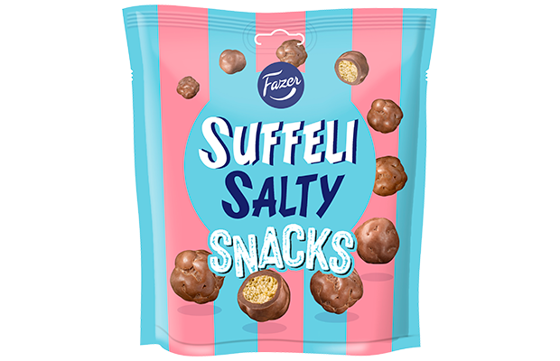 Suffel Salty Snacks 160 g
