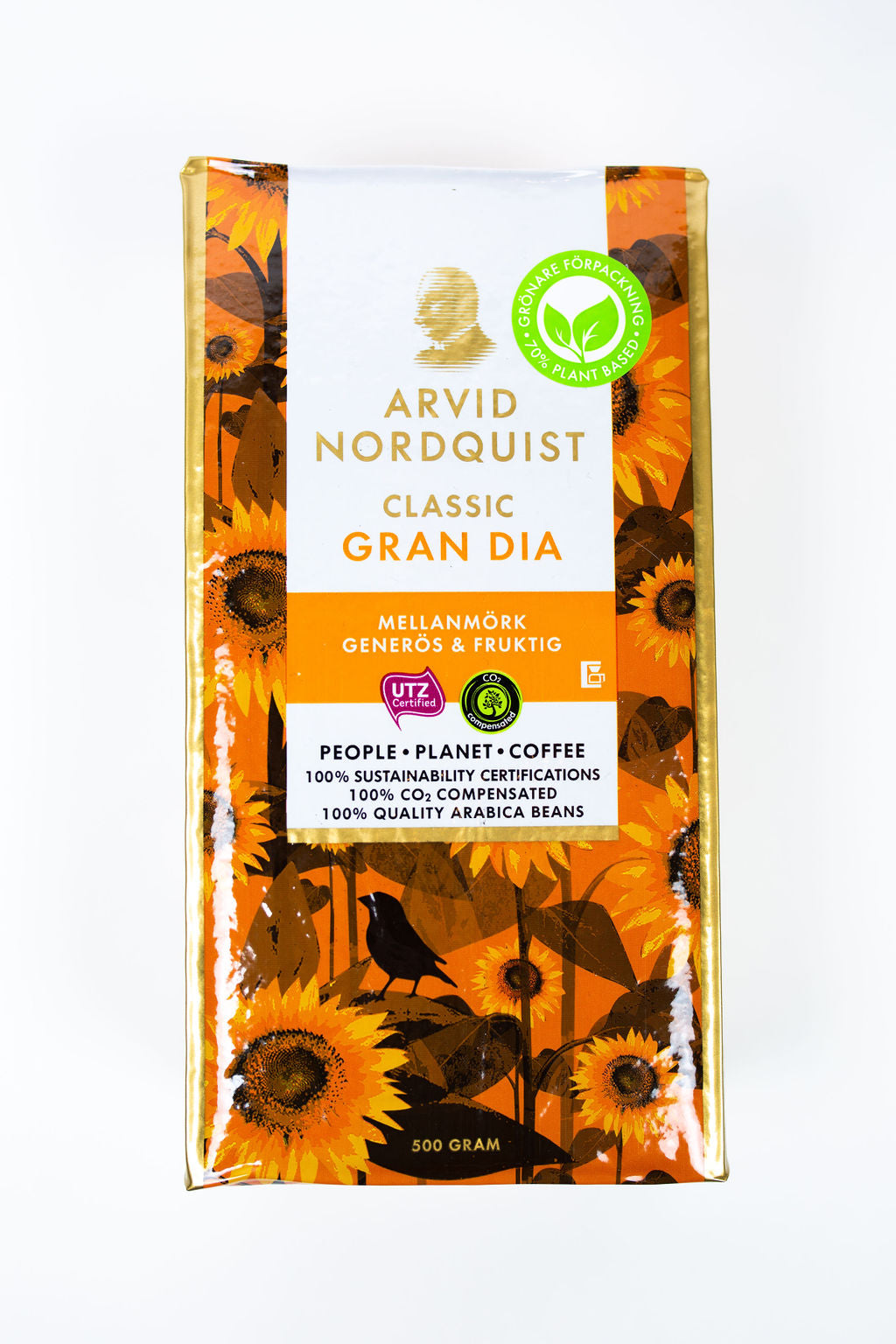 Arvid Nordquist Classic Gran Dia Medium/Dark Roast