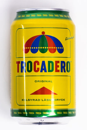 Trocadero Soda - Apple & Orange Flavor