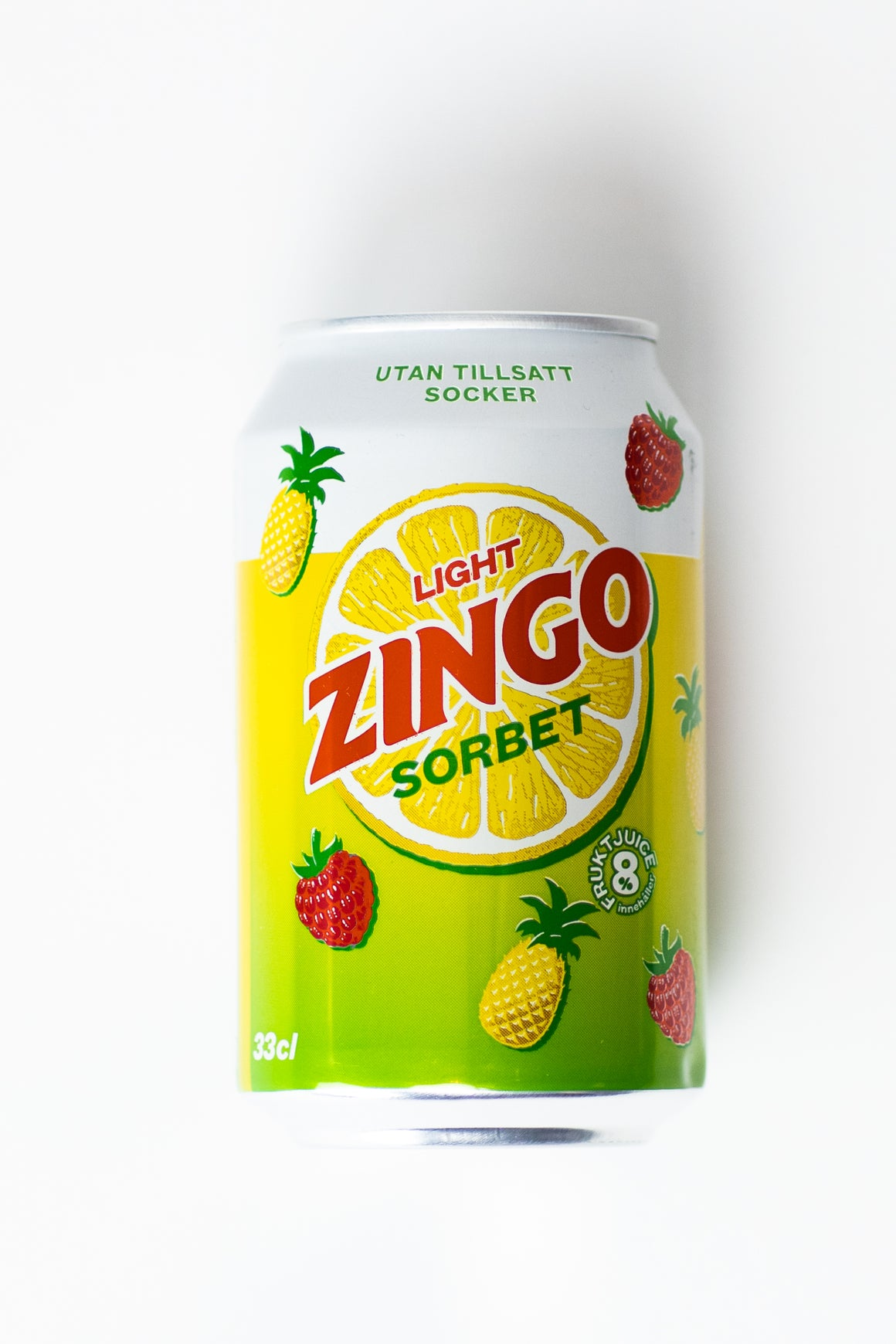 Zingo Light Sorbet
