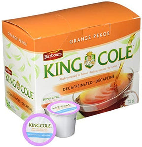 King Cole Decaf Orange Pekoe K-Cups