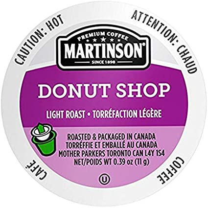 Martinson Donut Shop K-Cups
