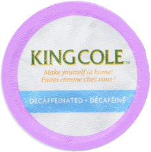 Load image into Gallery viewer, King Cole Decaf Orange Pekoe K-Cups