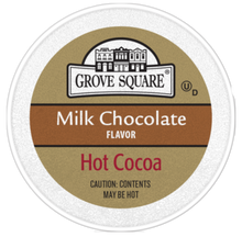 Load image into Gallery viewer, Grove Square, Creamy Milk Hot Chocolate, 96 K-Cups