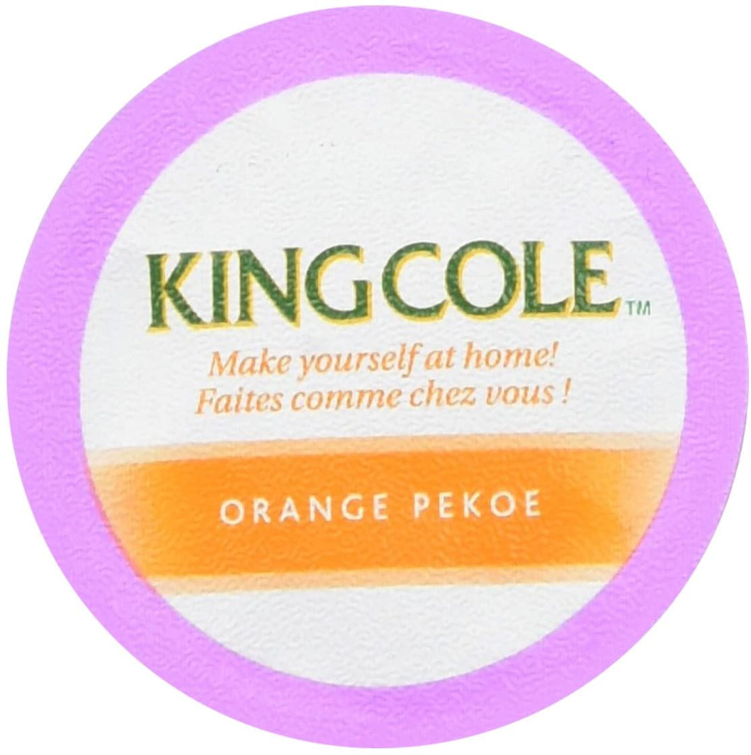 King Cole Tea Orange Pekoe - 96 K-Cups