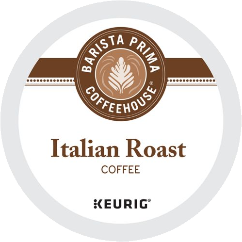 Barista Prima Coffeehouse Italian Roast, 96 K-Cups