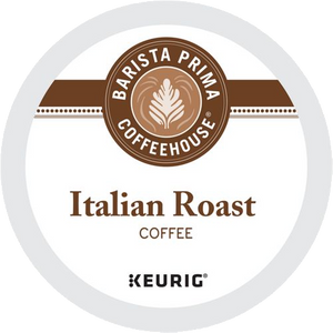 Barista Prima Coffeehouse Italian Roast, 24 K-Cups