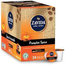 Load image into Gallery viewer, Zavida Pumpkin Spice K-Cups