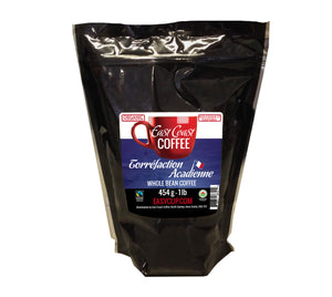 Acadienne, French Roast Coffee, Whole Bean, 1 lb Bag