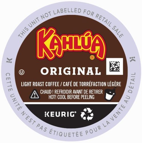 Kahlua, Original, 96 K-Cups