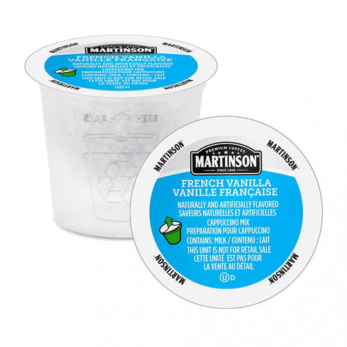 Martinson French Vanilla Cappuccino K-Cups