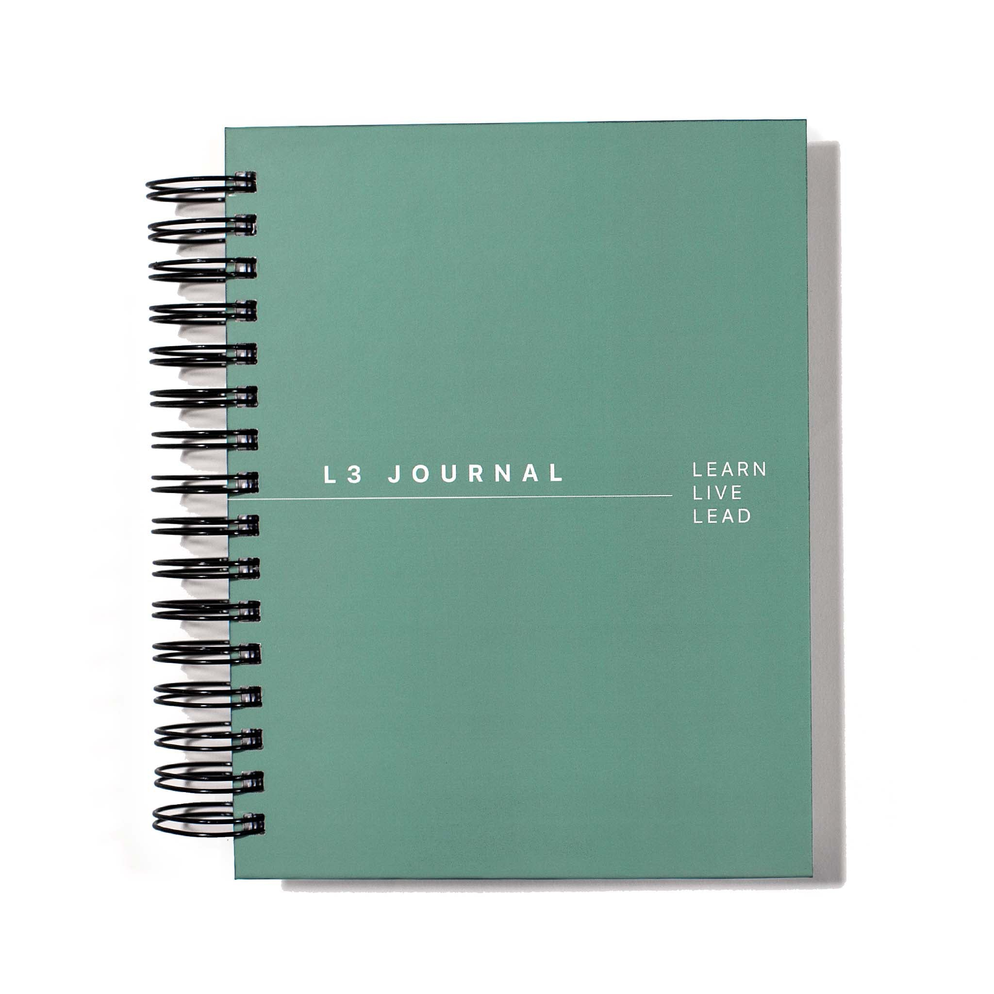 L3 Journal Hardcover
