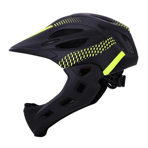 Ftiier Children Full Face Bicycle Helmet