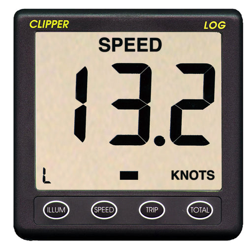 Clipper Easy Log Speed & Distance NMEA 0183 [CL-EL]