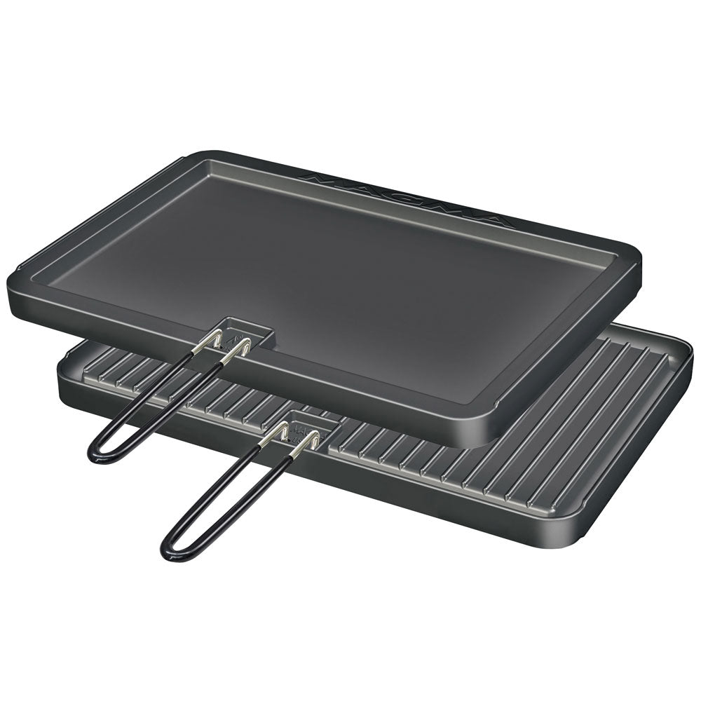 "Magma 2 Sided Non-Stick Griddle 11"" x 17"" [A10-197]"