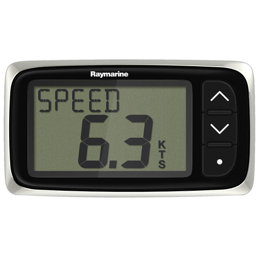 Raymarine i40 Speed Display System w/Transom Mount Transducer [E70141]