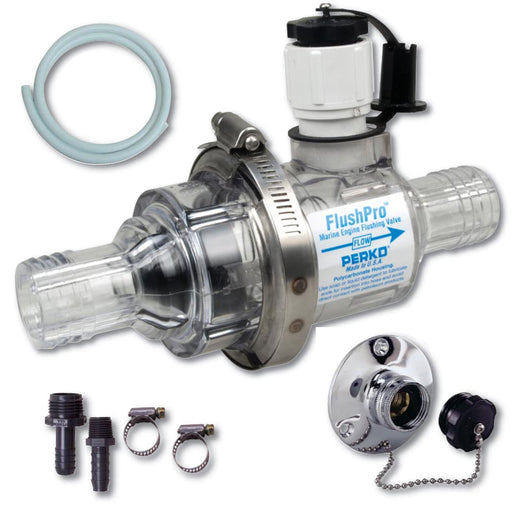 "Perko Flush Pro Valve Kit - 5-8"" [0457DP4]"