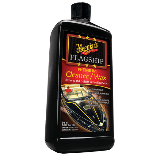 Meguiar's Flagship Premium Cleaner/Wax - 32oz [M6132]