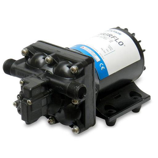 Shurflo by Pentair AQUA KING II Standard Fresh Water Pump - 12 VDC, 3.0 GPM [4138-111-E65]
