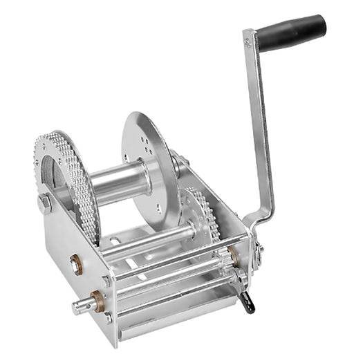 Fulton 3700lb 2-Speed Winch - Cable Not Included [142430]