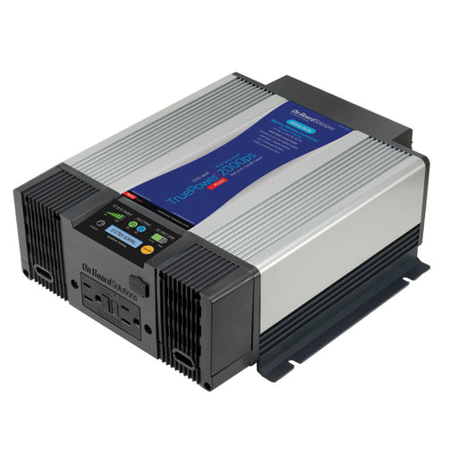 ProMariner TruePower Plus Series - Pure Sine Wave Inverter - 2000W [07200]