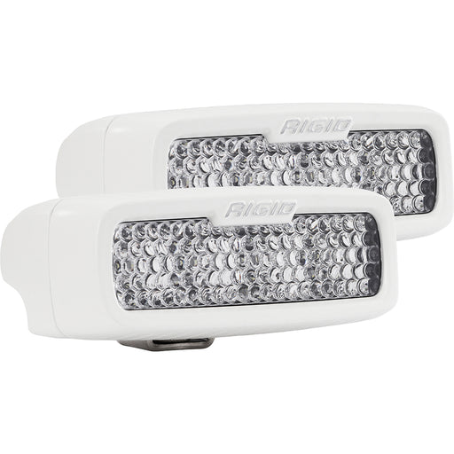 RIGID Industries SR-Q Series PRO Hybrid-Diffused LED - Surface Mount - Pair - White [945513]
