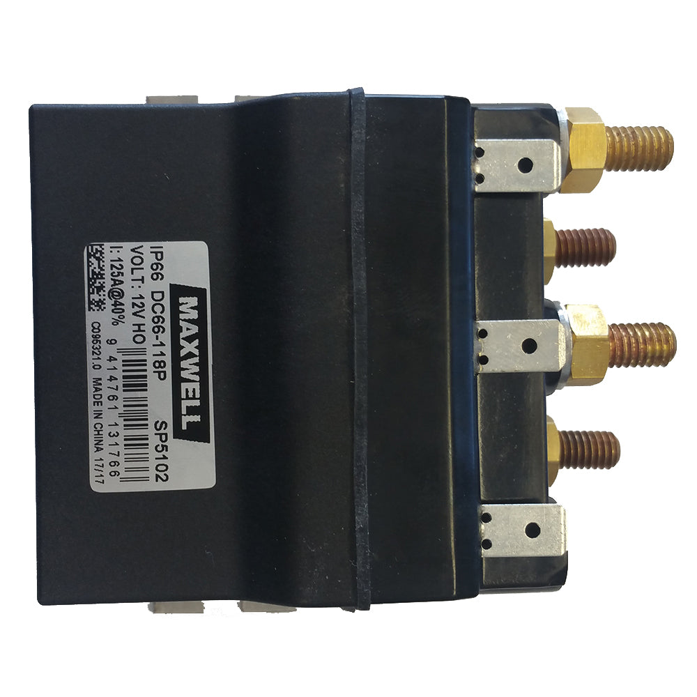 Maxwell PM Solenoid Pack - 12V [SP5102]
