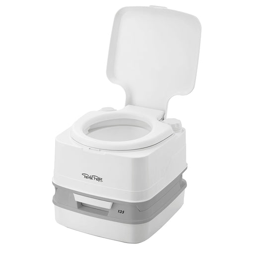 Thetford Porta Potti 135 Marine Toilet w-Hold Down Kit [92861]