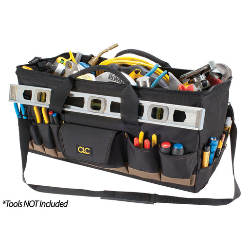 "CLC 24"" Megamouth Tool Bag [1164]"