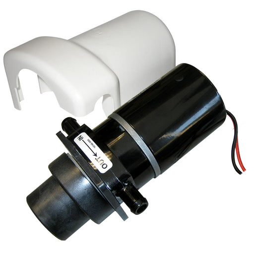 Jabsco Motor-Pump Assembly f-37010 Series Electric Toilets - 24V [37041-0011]