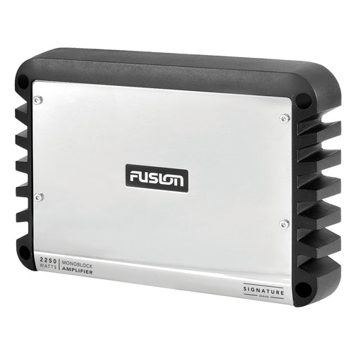 FUSION SG-DA12250 Signature Series - 2250W - Mono Amplifier [010-01970-00]