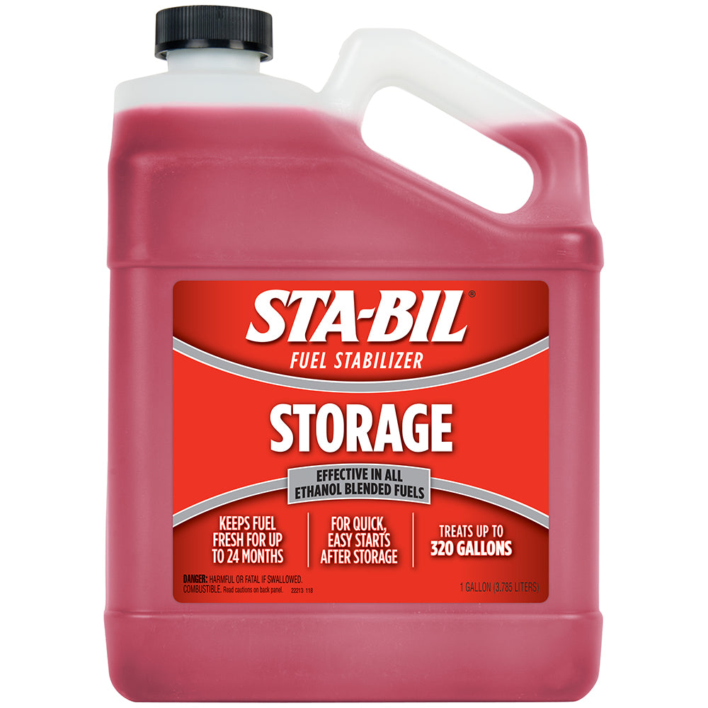 STA-BIL Fuel Stabilizer - 1 Gallon *Case of 4* [22213CASE]