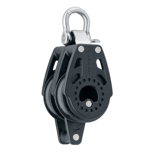 Harken 40mm Carbo Air Double Fixed Block w/Becket [2643]