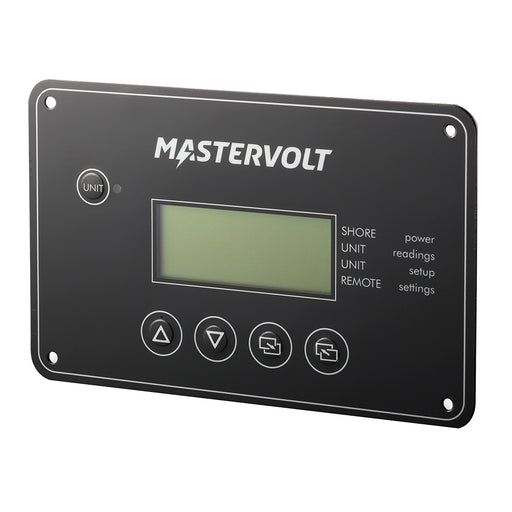 Mastervolt PowerCombi Remote Control Panel [77010700]
