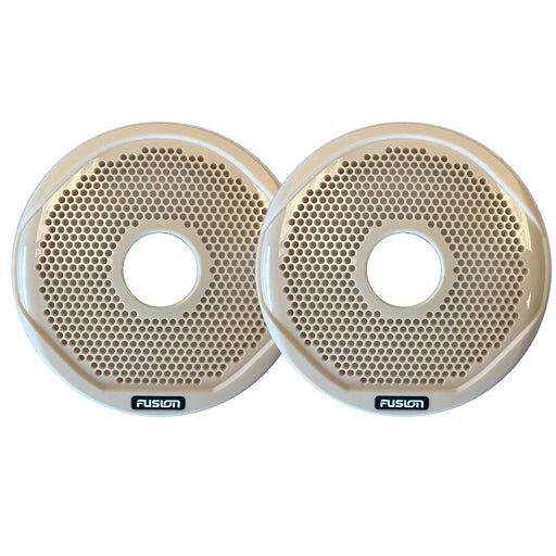 "FUSION MS-FR6GBG - 6"" Grill Covers - Beige f/FR-Series Speakers [010-01648-00]"