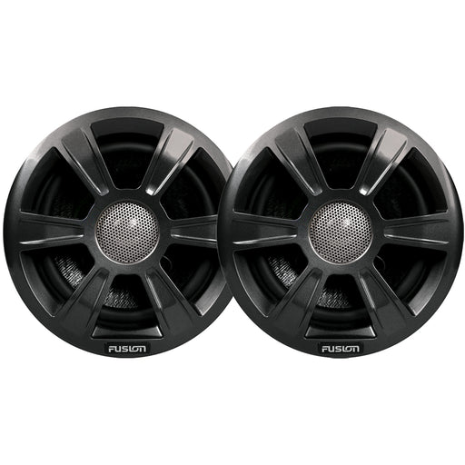 FUSION MS-FR7GSP Grill Covers - Grey Spoke Sport Style f/FR-Series Speakers [010-01744-00]