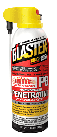 B'laster ChemicalPenetrating Catalyst 11 Oz [16-PB-DS]