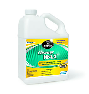 Camco Armada Cleaner Wax Gallon