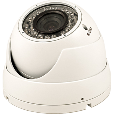 KJM Camera, Varifocal Dome, Surface Mount