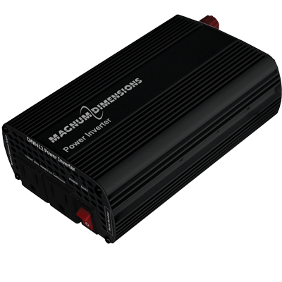 Magnum Energy Inverter, 400W, 12V, Mod. Sine Wave