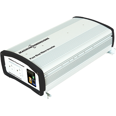 Magnum Energy Inverter, 2000W, 12V, Pure Sine Wave