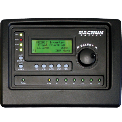 Magnum Energy Advanced Router/Remote