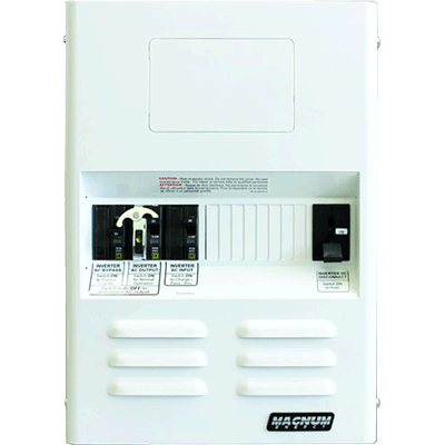Magnum Energy Mini Panel, 175ADC+1-60A AC, 48V, Export