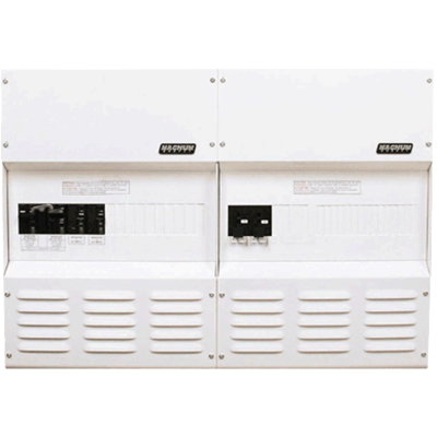 Magnum Energy Dual Elec Panel, 175ADC+30AAC, 48V, PAE