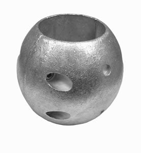 Performance Metals Streamlined Collar Aluminum Anode 2-1/2""