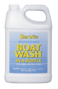 Starbrite Boat Wash in a Bottle Gallon